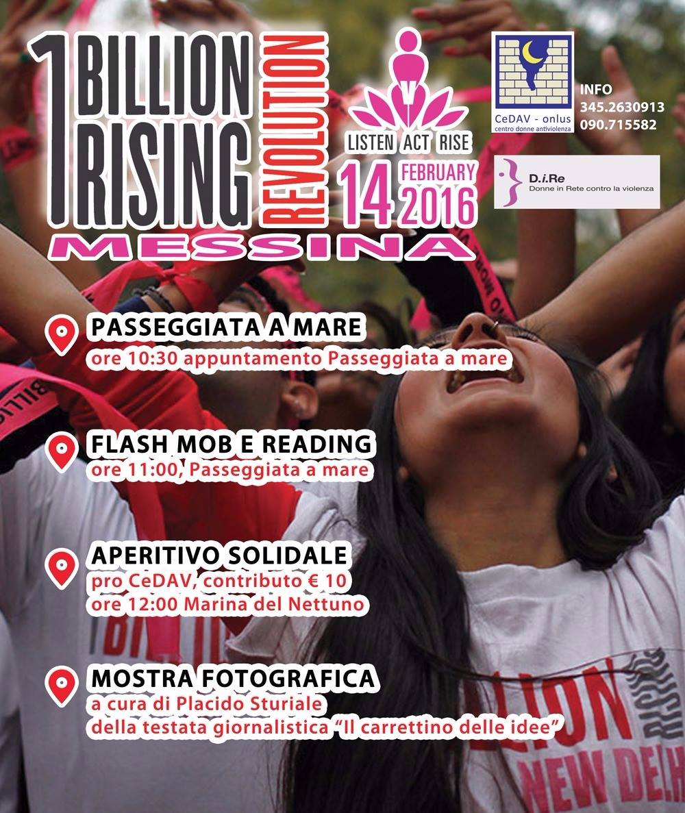1 billion rising 2016